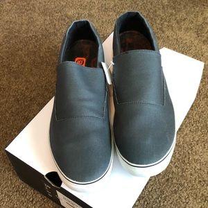 Volcom Thirds Shoe Vintage Black Size 10